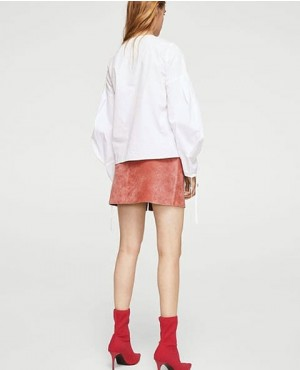 Women-Suede-Leather-Skirt-Pastel-Pink-RO-3789-20-(1)