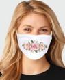 Custom Logo Personalized Face Mask RO-3872-20