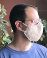 Organic Cotton Face Mask RO-3890-20