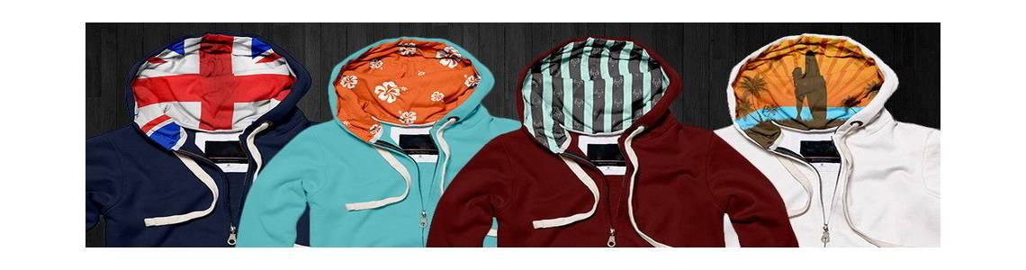 Hood Custom Print