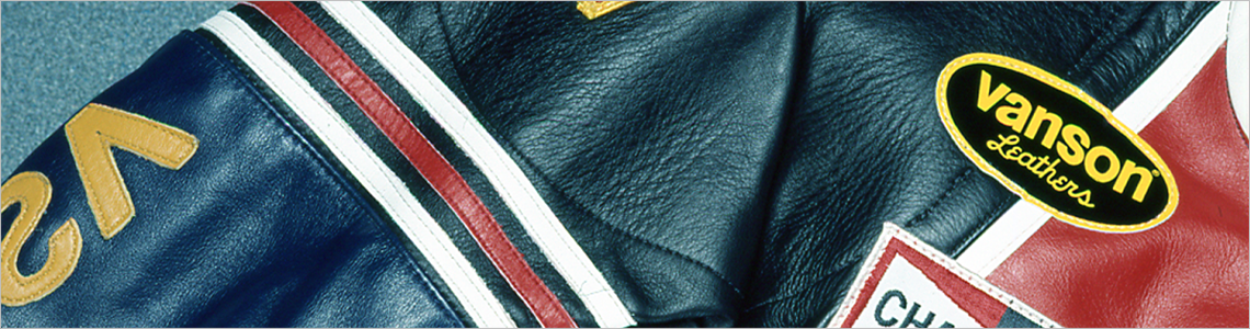 Embroidery Leather Badges