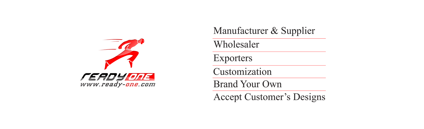 Ready One Clothing! Manufacturer & Supplier of Men, Women Textile and Leather Clothing. We also provide full customization and Brand Your Own services as well as Accept Customer's Designs.