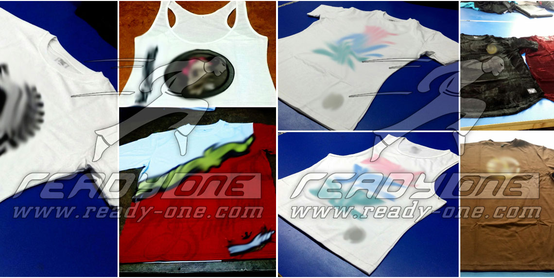 Real Time Production Pictures from Ready One Clothing